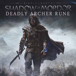 Middle Earth Shadow of Mordor Deadly Archer Rune Key Kaufen Preisvergleich