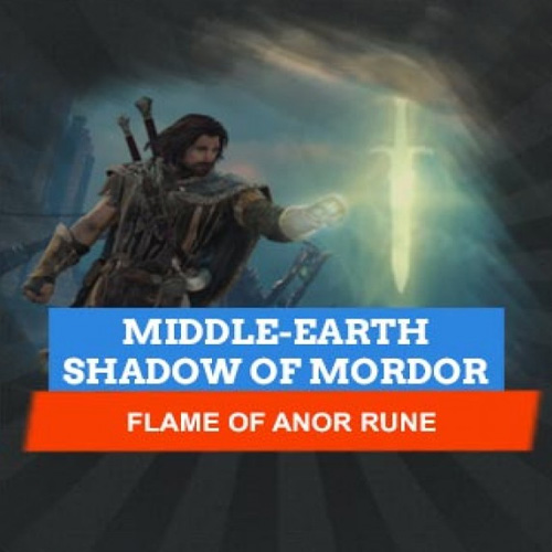 Middle-Earth Shadow Of Mordor Flame Of Arnor Rune Key Kaufen Preisvergleich