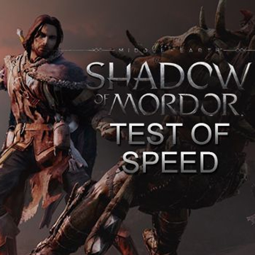Middle-earth Shadow of Mordor Test of Speed Key Kaufen Preisvergleich