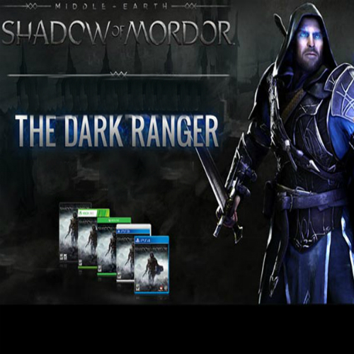 Middle-Earth Shadow of Mordor The Dark Ranger Key Kaufen Preisvergleich