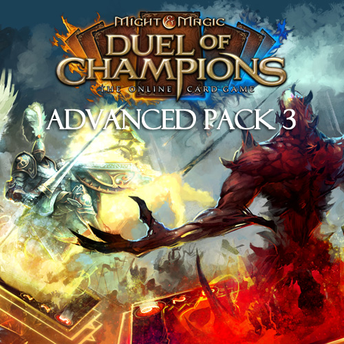 Might & Magic Duel of Champions Advanced Pack 3