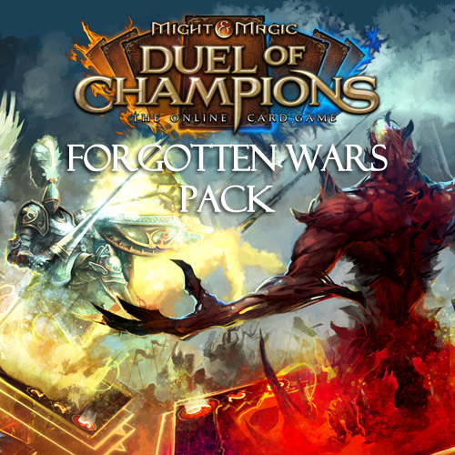 Might & Magic Duel of Champions Forgotten Wars Pack