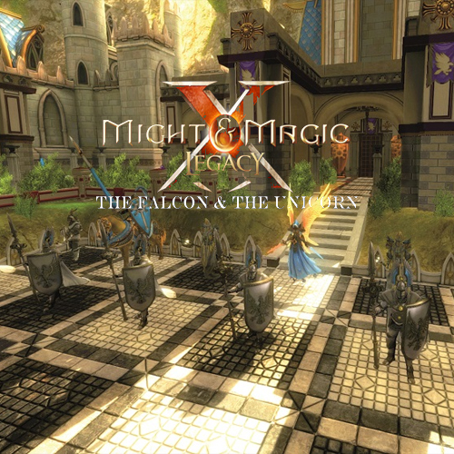 Might & Magic X Legacy The Falcon & The Unicorn Key Kaufen Preisvergleich