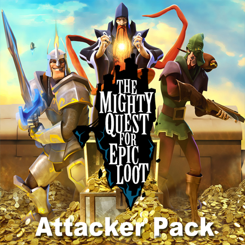 Mighty Quest For Epic Loot - Attacker Pack