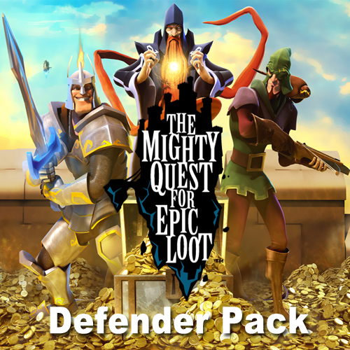 Mighty Quest For Epic Loot Defender Pack Key Kaufen Preisvergleich