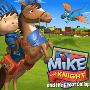 Mike the Knight and the Great Gallop Nintendo 3DS Download Code im Preisvergleich kaufen
