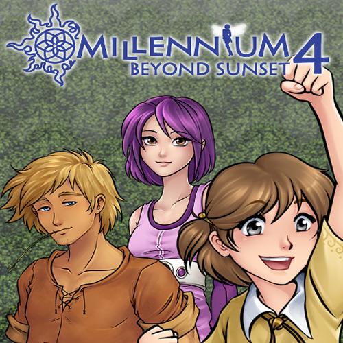 Millennium 4 Beyond Sunset