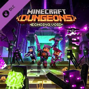 Minecraft Dungeons Echoing Void