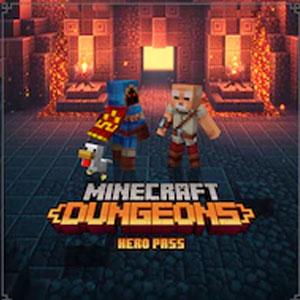 Minecraft Dungeons Hero Pass Upgrade