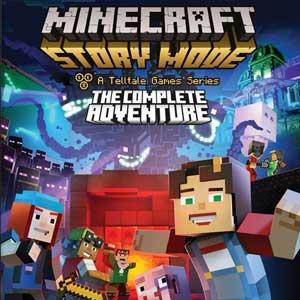 Kaufe Minecraft Story Mode The Complete Adventure Nintendo Switch Preisvergleich