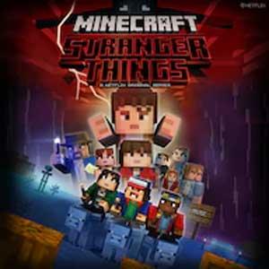 Minecraft Stranger Things Skin Pack