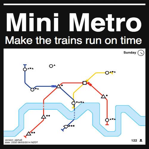 Mini Metro Key Kaufen Preisvergleich