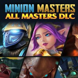Minion Masters All Masters
