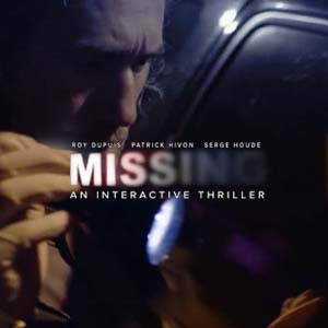 Missing an Interactive Thriller Episode One