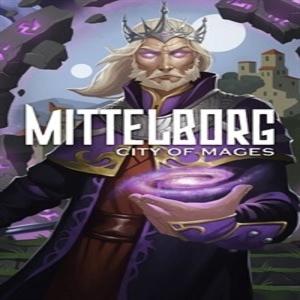 Kaufe Mittelborg City of Mages Xbox Series Preisvergleich