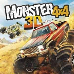 Monster 4x4 Nintendo 3DS Download Code im Preisvergleich kaufen