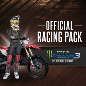 Monster Energy Supercross 3 Official Racing Pack