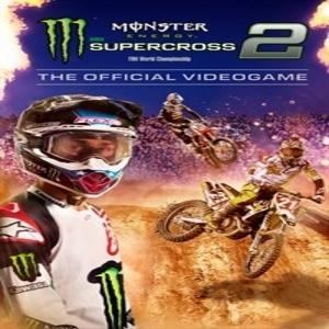 Kaufe Monster Energy Supercross The Official Videogame 2 Xbox Series Preisvergleich