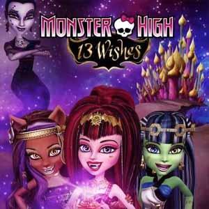 Monster High 13 Wishes Nintendo Wii U Download Code im Preisvergleich kaufen