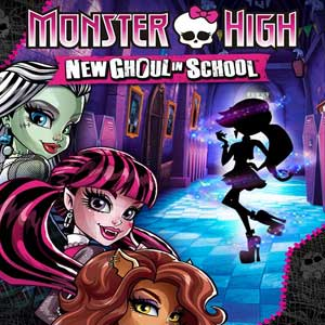 Monster High New Ghoul in School Nintendo Wii U Download Code im Preisvergleich kaufen