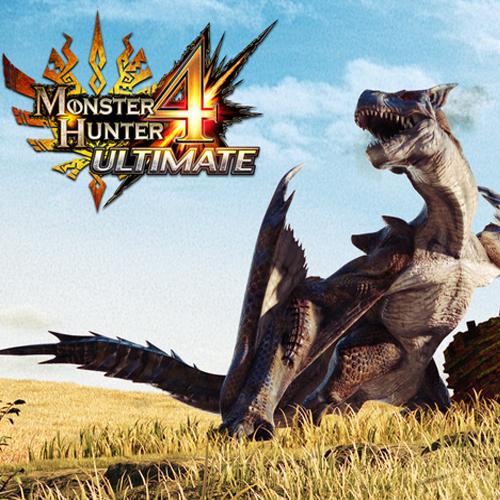 Monster Hunter 4 Ultimate Nintendo 3DS Download Code im Preisvergleich kaufen