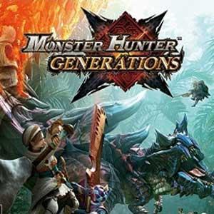 Monster Hunter Generations Nintendo 3DS Download Code im Preisvergleich kaufen