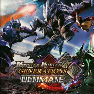 Kaufe Monster Hunter Generations Ultimate Nintendo Switch Preisvergleich