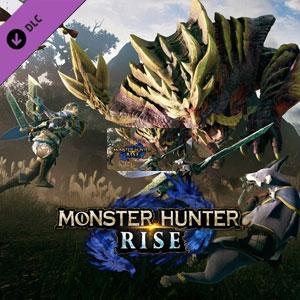 Kaufe MONSTER HUNTER RISE Hunter Voice Master Utsushi Nintendo Switch Preisvergleich