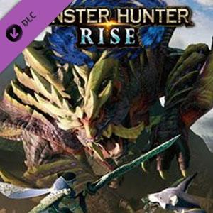 Kaufe Monster Hunter Rise Hunter Voice Rondine the Trader Nintendo Switch Preisvergleich