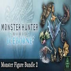 Kaufe Monster Hunter World Iceborne Figure Bundle 2 PS4 Preisvergleich