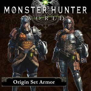 Kaufe Monster Hunter World Origin Armor Set Ps4 Preisvergleich
