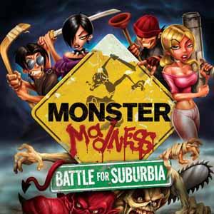 Monster Madness Battle for Suburbia Key Kaufen Preisvergleich