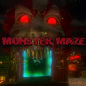 Monster Maze VR Key Kaufen Preisvergleich