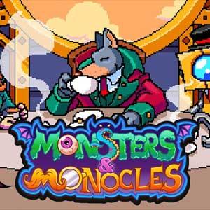 Monsters and Monocles Key Kaufen Preisvergleich