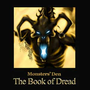 Monsters Den Book of Dread