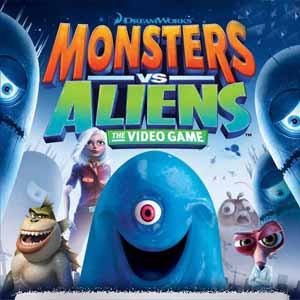 Monsters vs Aliens PS3 Code Kaufen Preisvergleich