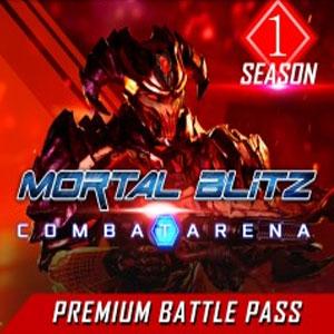 Mortal Blitz Combat Arena Premium Battle Pass Season 1