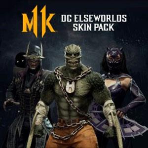 Mortal Kombat 11  DC Elseworlds Skin Pack