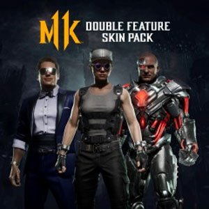Mortal Kombat 11  Double Feature Skin Pack