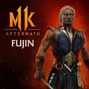 Mortal Kombat 11 Fujin