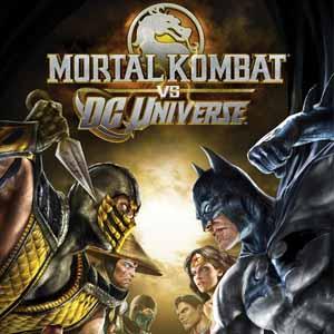 Mortal Kombat vs DC Universe PS3 Code Kaufen Preisvergleich