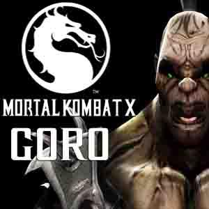 Mortal Kombat X Goro Key Kaufen Preisvergleich