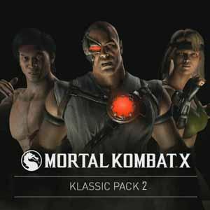 Mortal Kombat X Klassic Pack 2 Key Kaufen Preisvergleich
