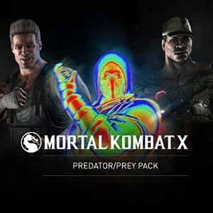 Mortal Kombat X Predator Prey Pack Key Kaufen Preisvergleich