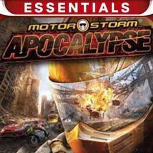 Motorstorm Apocalypse Essentials PS3 Code Kaufen Preisvergleich