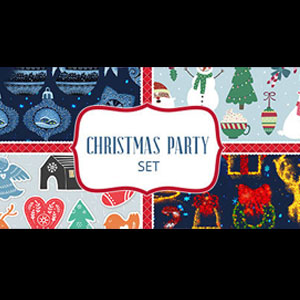 Movavi Video Editor Plus 2021 Effects Christmas Party Set