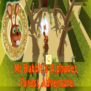 Mr Rabbits Alphabet Forest Adventure