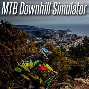 MTB Downhill Simulator