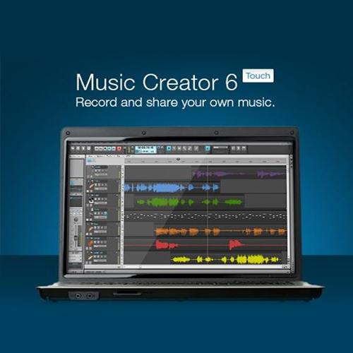 Music Creator 6 Touch Key Kaufen Preisvergleich