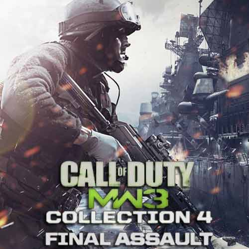 Kaufen MW3 Collection 4 Final Assault CD KEY Preisvergleich